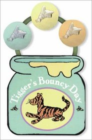 Tigger's Bouncy Day/wtp Rattle Tote Ii (Winnie-The-Pooh Rattle Totes)