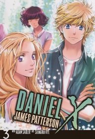 Daniel X: The Manga, Vol. 3 (Turtleback School & Library Binding Edition)