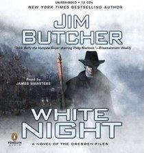 White Night (Dresden Files, Bk 9) (Audio CD) (Unabridged)