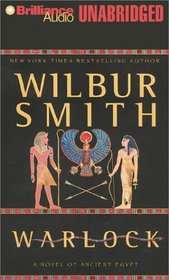 Warlock : A Novel of Ancient Egypt (Audio Cassette) (Unabridged)