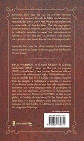 Inspiraci�n diaria para una vida con prop�sito: Escrituras y reflexiones para los 40 dias con prop�sito (Spanish Edition)