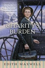 Charity's Burden (A Quaker Midwife Mystery)