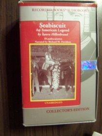 Seabiscut, an American Legend (10 audio cassettes)