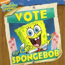 Vote for SpongeBob!