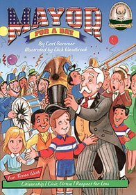 Mayor for a Day Read-Along with CD (Audio) (Another Sommer-Time Story)