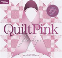 Quilt Pink for Hope