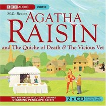 Agatha Raisin: The Quiche of Death & the Vicious Vet (BBC Dramatization)