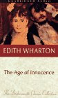 The Age of Innocence (Audio Bookcassette) (Unabridged)