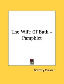 The Wife Of Bath - Pamphlet