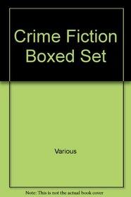 Crime Fiction Boxed Set