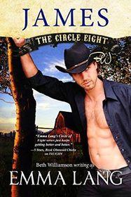 James (Circle Eight, Bk 7)