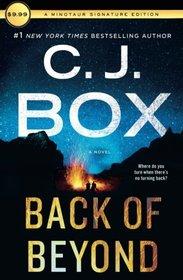 Back of Beyond (Cody Hoyt, Bk 1)