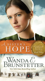 A Sister's Hope (Sisters of Holmes County, Bk 3)