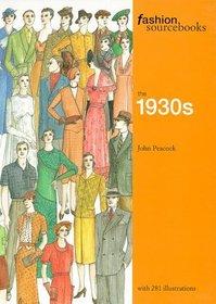 The 1930s (Fashion Sourcebooks)