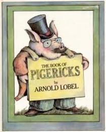The Book of Pigericks Pig Limericks