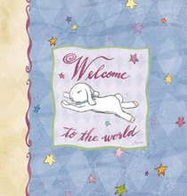 Flavia Bambini : Welcome to the World Journal (Blue)