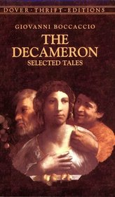 The Decameron : Selected Tales (Dover Thrift Editions)