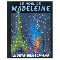 Madeleine (Madeline) FRench Language Edition