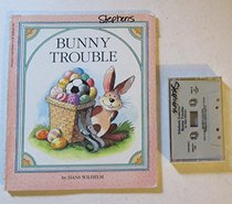 Bunny Trouble with Book