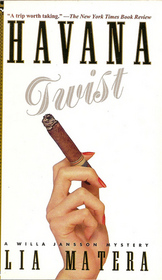 Havana Twist (Willa Jansson, Bk 7)