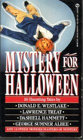 Mystery for Halloween