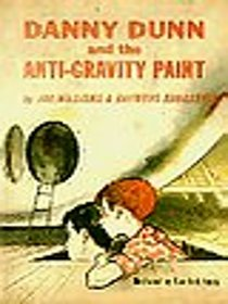 Danny Dunn and the Antigravity Paint