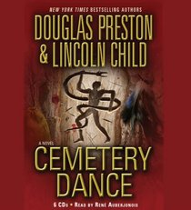 Cemetery Dance (Audio CD) (Abridged)