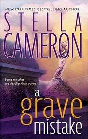 A Grave Mistake (Bayou, Bk 5)