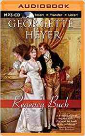 Regency Buck (Alastair, Bk 3) (Audio MP3 CD) (Unabridged)