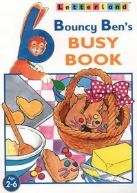 Bouncy Ben's Busy Book (Letterland at Home)