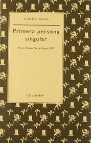 Primera persona singular (Col�leccio Auria) (Catalan Edition)