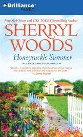Honeysuckle Summer (Sweet Magnolias, Bk 7) (Audio CD) (Abridged)