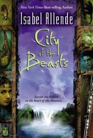 City of the Beasts (Jaguar and Eagle, Bk 1)