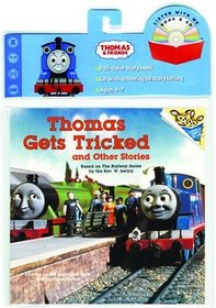 Thomas Gets Tricked Book & CD (Book and CD)