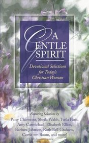 A Gentle Spirit:  Devotional Selections for Today's Christian Woman  (Inspirational Library Series)