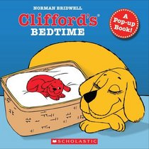 Pop-up Book (Clifford's Bedtime)
