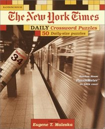 New York Times Daily Crossword Puzzles, Volume 34 (NY Times)