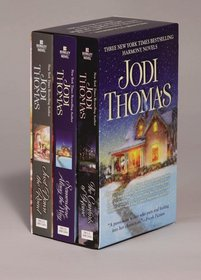 Three Harmony Novels: 3-book boxed set