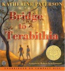 Bridge to Terabithia CD