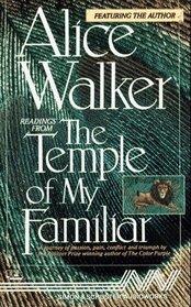 The Temple of My Familar (Unabridged Audio Cassette)