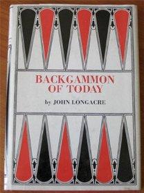 Backgammon of Today