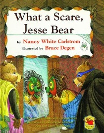 What a Scare, Jesse Bear!