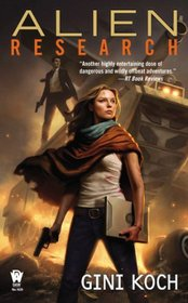 Alien Research (Katherine 'Kitty' Katt, Bk 8)