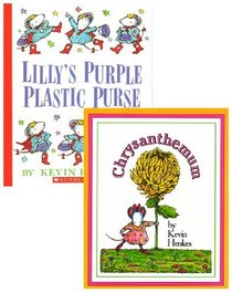 Kevin Henkes Duo (Chrysanthemum & Lilly's Purple Plastic Purse)