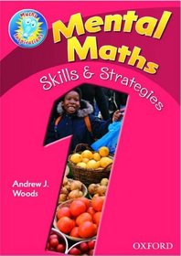 Maths Inspirations: Y1/P2: Mental Maths Skills and Strategies: Teacher's Notes