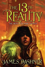 The Hunt for Dark Infinity (13th Reality, Bk 2)