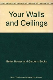 Your Walls and Ceilings (All About Your House)