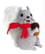 Earl the Squirrel Doll