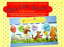 Pooh's Parade: Four Fit-Together Board Books