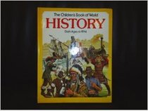 Children's Book of World History:Dark Ages to 1914 (Usborne series) (Picture history)